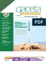 Gaceta 293- 9 Septiembre 2012