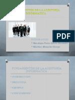 Fundamento de La Auditoria de Sistemas