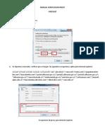 MANUAL VERIFICACION PROXY versión 3,3