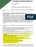 Direito Proc. Penal i Aula 39,40,41,42_conduta Da Aut.policial Frente Menor Infrator