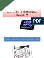 DISEÑO DE HERRAMIENTAS MANUALES