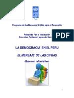 La Democracia en El Peru Para Scrib