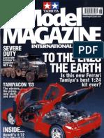 Tamiya Magazine Issue 098