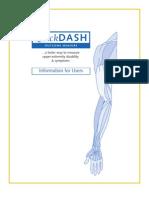 Quickdash Info 2010
