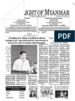 2012Oct 12 Change the Ministry in Hluttaw