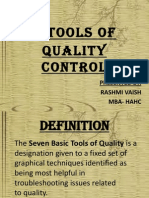 Seven Tools of Quality Control