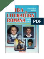 Antologie de Texte Literare [Cls.I-IV]