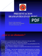 El Mercado de Diamantes en Peru
