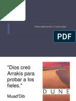 Diversificación Curricular (Programación Curricular)