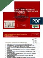 Conferencia de Sancho Bañón (II Jornadas Gastronómicas del Cordero Segureño)