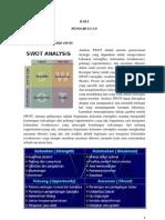 Analisis SWOT Edit