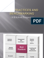 Best Practices and Benchmarking-PCM
