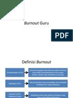 Burnout Guru