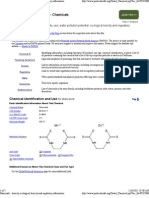 Mancozeb - Toxicity, Ecological Toxicity and Regulatory Information
