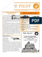 The Pilot -- October 2012 Issue