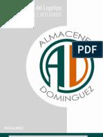 Manual de Uso - Almacenes Dominguez