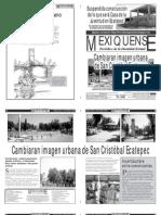 Versión impresa del periódico El mexiquense 17 de octubre 2012