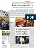 Rassegna Stampa 17.10.2012