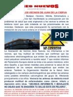 Comunicado Antenas Calle Badajoz