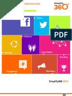 Social Media Fundamentals for Marketers