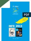 der Seeblick - InfoFolder 2013