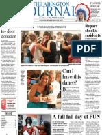 The Abington Journal 10-17-2012