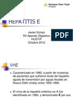 Hepatitis e[1]