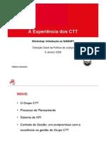Workshop 1 CTT