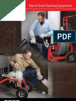 2012 DrainCleaning Brochure