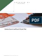 Guida all'Uso di cadTouch R4 per iPad - ITA