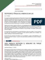 Resumen de Prensa 17-10-2012