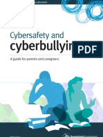 Cyberbullying Cybersafety