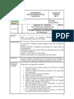 Ficha de Trabajo 7 Subida Del Peugeot 406 en Bancada