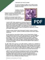 Biografia de Violeta Parra
