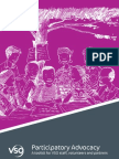 VSO advocacy toolkit