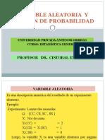 0_VariableAleatoria y F. de Probabilidad