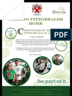 Chronicles of the Fitzgerald Clan Leaflet