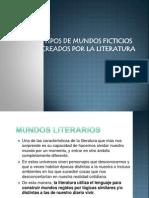 Tipos de Mundo Literatura