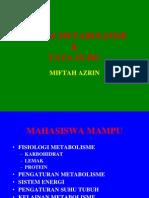 KULIAH METABOLISME