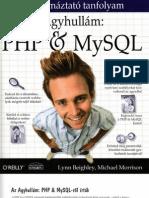Progr-Agyhullám-PHP&MySQL