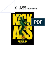 Kick Ass - Research