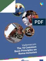 2011 10 Common Basic Principles Roma Inclusion