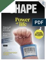 SCA magazine SHAPE 3 / 2012 - Focus on China