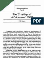 Christ Hymn