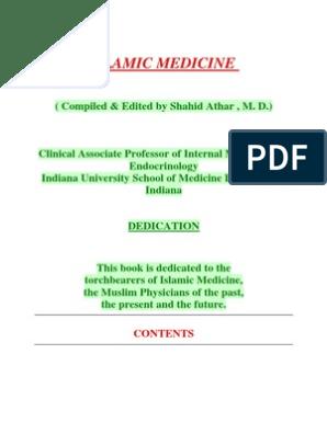 Islamic Medicine - Compiled ebook | Hospital | Pharmacy