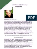 Profil Armin Burkard Quantenheilung