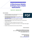 Clinical Effectiveness Bulletin no. 68 September 2012