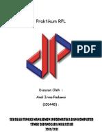 Sisfo Sistem Informasi Perpustakaan  Tugas besar RPL