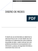 6.- DISEÑO DE REDES DE ÁREA LOCAL Y DOCUMENTACIÓN