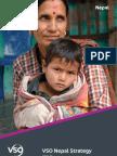 VSO Nepal strategy